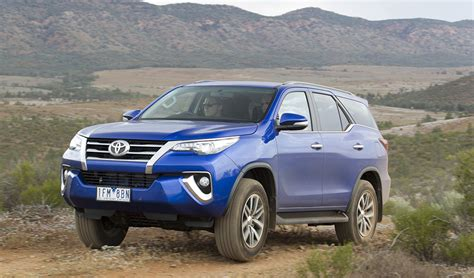 Howe Toyota Adventure Vehicle Test Toyota Fortuner Crusade