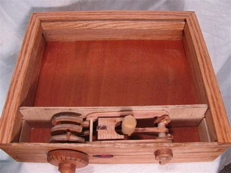 wooden box lock plans pdf woodworking