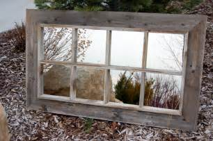 Barn Wood Home Decor Window Pane Decor Create Your Own Rustic Decor