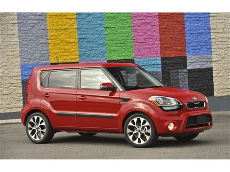 Kia Soul Reviews 2013 2013 Kia Soul Prices Reviews And Pictures U S News