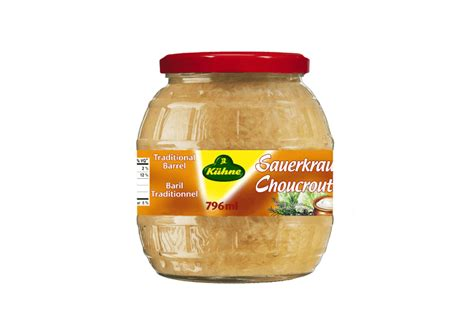 Sauerkraut Shelf sauerkraut 796ml jar products german butchery