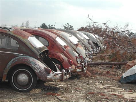 Volkswagen Salvage Yard by Junkyard Vw Bug Junk Yards