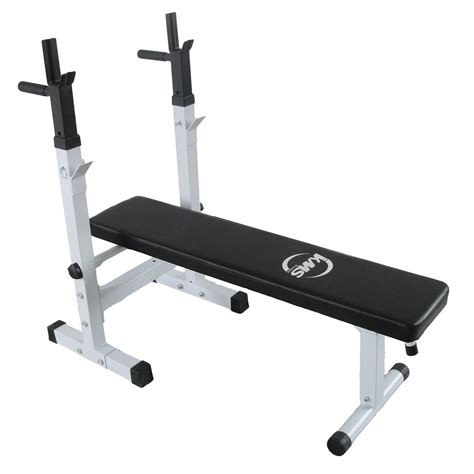 bench with weights heavy duty gym shoulder chest press sit up weight bench barbell workout fitness ebay