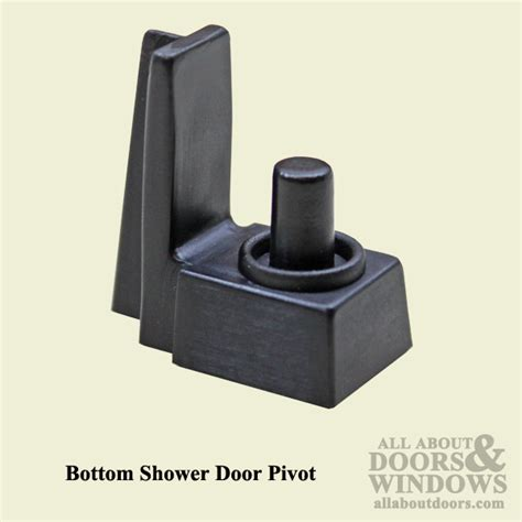 Shower Door Bottom Pivot Shower Door Pivot Parts Shower Door Pivot Parts