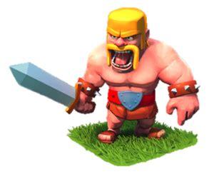 stevenalfiandy clash of clans original barrack review