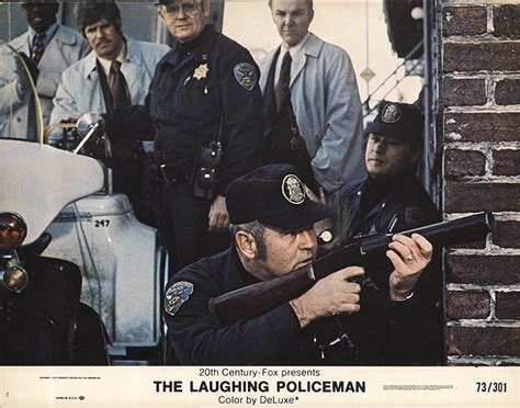 the laughing policeman the laughing policeman the 1973 original lobby card fff 54130 fffmovieposters com