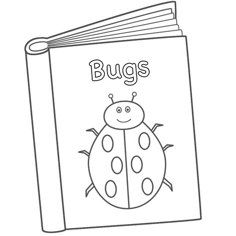coloring book for with books book coloring pages getcoloringpages