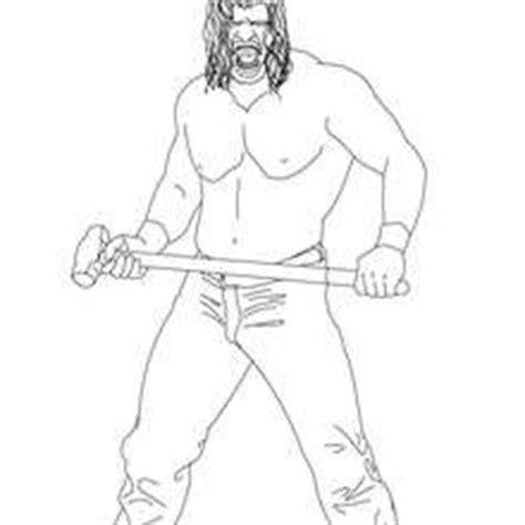 imagenes para colorear wwe dibujos para colorear luchador john cena es hellokids com