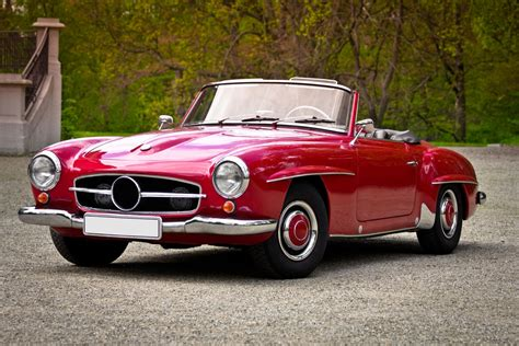 mercedes classic car tips for buying your dream classic car