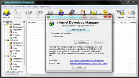 internet download manager 6 12 full version free download with serial key internet download manager 6 15 build 12 full patch