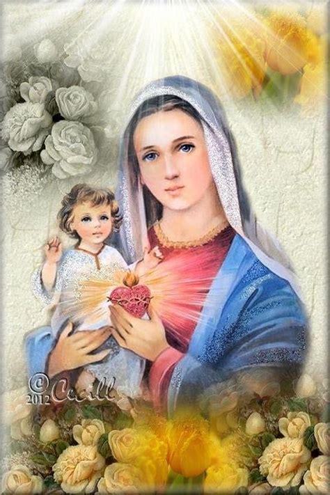 imagenes de la virgen maria imagenes de la virgen maria fotos de la virgen santos