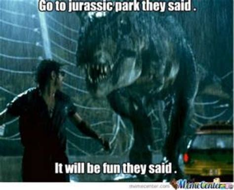 Jurassic Park Birthday Meme - good old jokes kappit