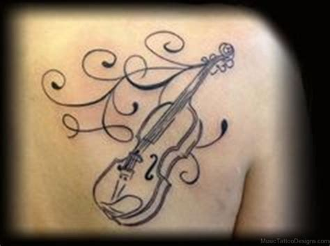 violin tattoo 89 best violin tattoos