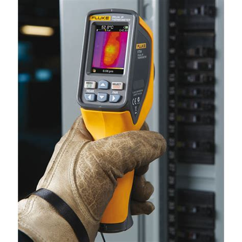 Multimeter Yang Murah kamera thermal fluke yang murah meter digital