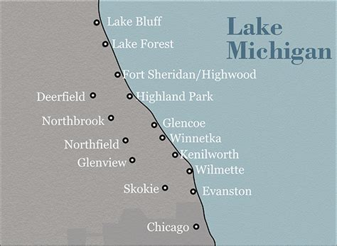 shore chicago map real estate in shore chicago illinois with