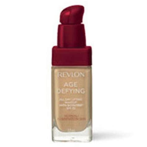 Revlon Age Defying Foundation revlon revlon age defying foundation review