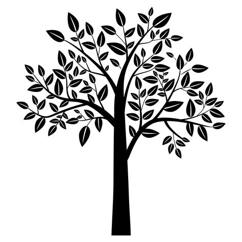 Bahum 15 Bag Family leafy tree wall stickers wall decal transfers ebay