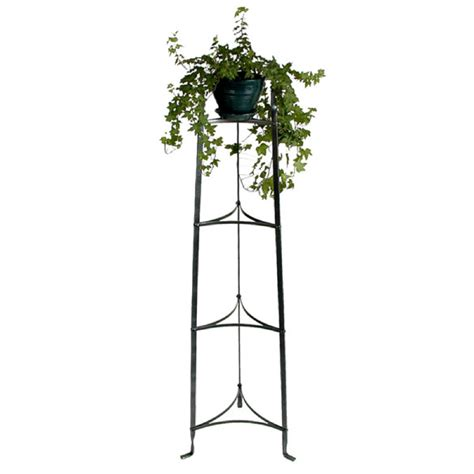 Metal Plant Rack by Enclume 4 Tier Plant Stand