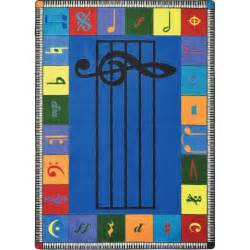 note worthy musical activity rugs 5 4 quot w x 7 j w