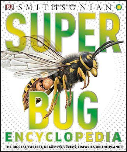 smithsonian bug encyclopedia