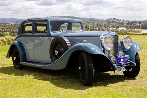 Big Bad And Very Very Old Bentley Civinfo