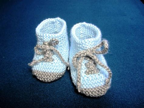 how to knit booties how to knit baby booties shoes part 1