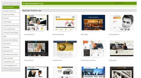 godaddy templates 8 crucial points you need to godaddy site builder