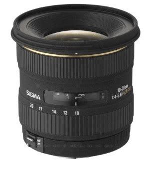 lenses, lenses and more lenses