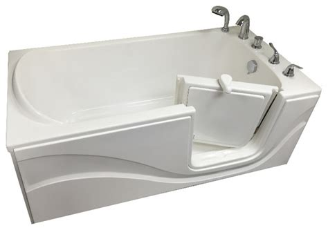 oasis bathtubs oasis walk in bathtub 29 75 quot x60 quot standard soaker right