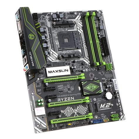 Motherboard Maxsun Ms B350fx Gaming Pro best maxsun ms b350fx gaming sale shopping cafago
