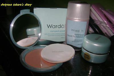 Make Up Wardah Sepaket Lengkap Wardah Luminous Make Up Base Make Up