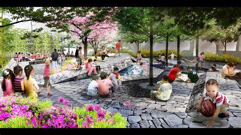 Garden Reading Gongxing School Reading Garden D H