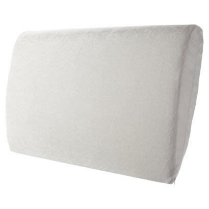 wedge bed pillow target homedics memory foam wedge pillow target pinterest