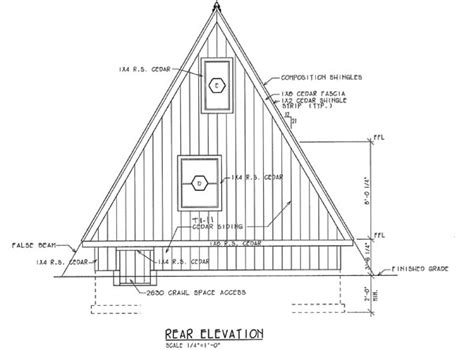 a frame plans modified a frame house plans find house plans