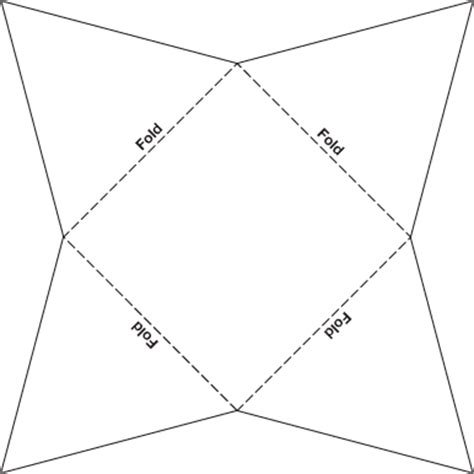 best photos of 5 sided pyramid template hexagonal