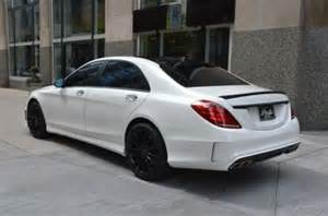 White Mercedes Suv 2015 Mercedes S Class S550 4matic White For Sale
