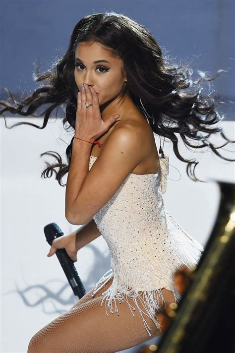 ariana grande ariana grande at 2015 american music awards celebzz