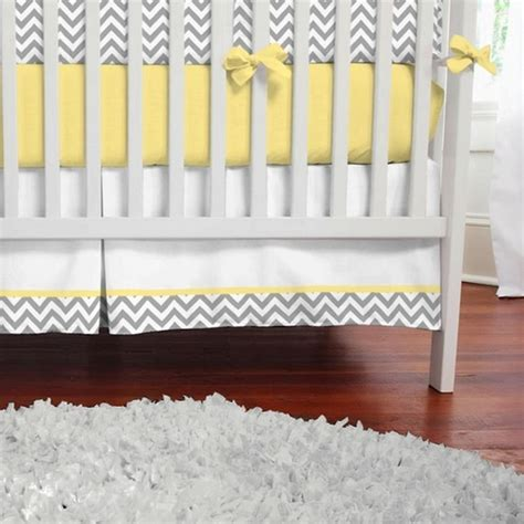 Yellow Chevron Crib Skirt by 1000 Images About Crib Skirt On Taupe Crib Skirt Tutorial And Box Pleats