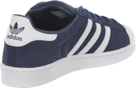 adidas superstar   schuhe blau im weare shop