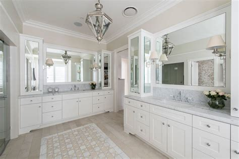 Flooring Ideas For Bathrooms by Hamptons Style Ensuite Inspired Space The Builder S Wife