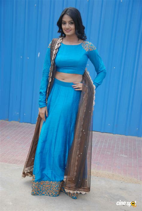 Narayan Blouse blouse photos nikitha narayan blouse stills