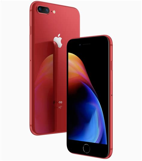 An Iphone 8 Plus by Apple Unveils Limited Edition Iphone 8 And Iphone 8 Plus Available April 13
