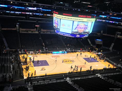 staples center section 320 staples center section 320 clippers lakers