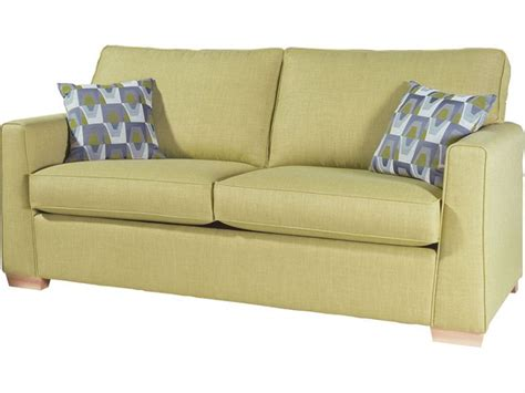 alstons sofa beds alstons hawk 3 seater sofa bed with regal mattress lee