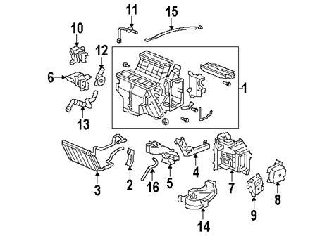 2006 honda odyssey engine diagram 2006 honda odyssey parts honda parts oem honda parts