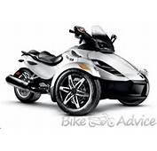 Can Am Spyder  The Three Wheeled Motorcycle BikeAdvicein