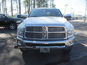 2012 Dodge Ram 3500 2012 Dodge Ram 3500 Crew Cab Laramie 800 Ho 4x4 Lowest In