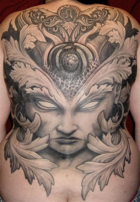 paul booth tattoos 14 by liorcifer666 on deviantart