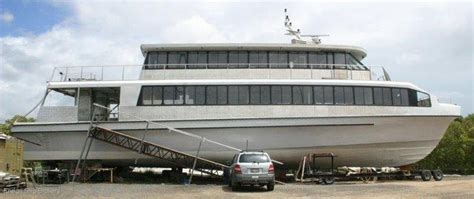 hydrofoil boat for sale australia used westermoen hydrofoil catamaran 91ft for sale boats