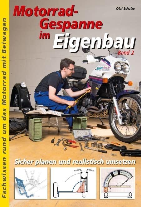 Motorrad Gespanne Im Eigenbau motorrad gespanne im eigenbau band 2 mit cd buch mit cd